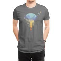 Flying Far Far Away - mens-regular-tee - small view