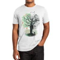 They Loved the Landscape to Death - mens-extra-soft-tee - small view