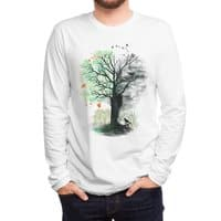 They Loved the Landscape to Death - mens-long-sleeve-tee - small view