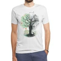 They Loved the Landscape to Death - mens-triblend-tee - small view