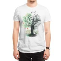 They Loved the Landscape to Death - mens-regular-tee - small view