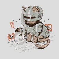 Robocat - small view