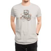 Robocat - mens-regular-tee - small view