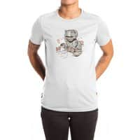 Robocat - womens-extra-soft-tee - small view