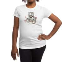 Robocat - womens-regular-tee - small view