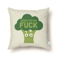 Raw Truth - throw-pillow - small view
