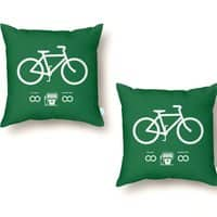 Infinity MPG - throw-pillow - small view