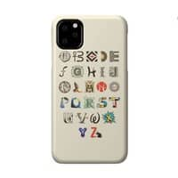 A-Z Art History - perfect-fit-phone-case - small view