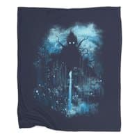 Cthulu Class 5 vs Little Hero - blanket - small view