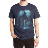 Cthulu Class 5 vs Little Hero - mens-extra-soft-tee - small view