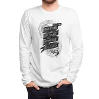 Take Me Somewhere Else - mens-long-sleeve-tee - small view