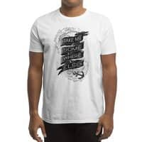 Take Me Somewhere Else - mens-regular-tee - small view