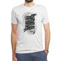Take Me Somewhere Else - mens-triblend-tee - small view