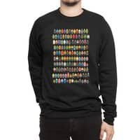 Mini Pixels - crew-sweatshirt - small view