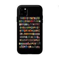 Mini Pixels - double-duty-phone-case - small view
