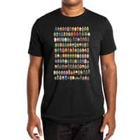 Mini Pixels - mens-extra-soft-tee - small view