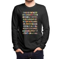 Mini Pixels - mens-long-sleeve-tee - small view