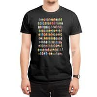 Mini Pixels - mens-regular-tee - small view