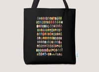 Mini Pixels - tote-bag - small view
