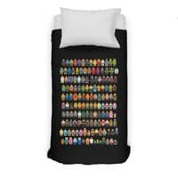 Mini Pixels - duvet-cover - small view