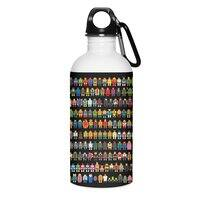 Mini Pixels - water-bottle - small view
