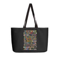 Mini Pixels - weekender-tote - small view