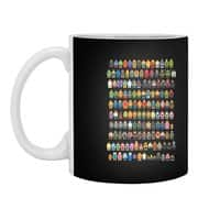 Mini Pixels - white-mug - small view