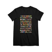 Mini Pixels - womens-premium-tee - small view