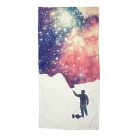Painting the Universe - beach-towel - small view