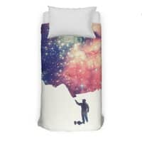 Painting the Universe - duvet-cover - small view
