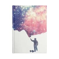 Painting the Universe - notebook - small view