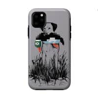 Famous Hunters Lv2 - double-duty-phone-case - small view