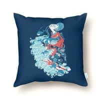 Surfin' J.A.P.A.N. - throw-pillow - small view