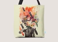 Nuclear Garden - tote-bag - small view