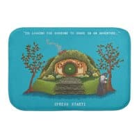 Share in an Adventure - bath-mat - small view