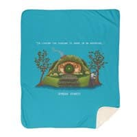 Share in an Adventure - blanket - small view