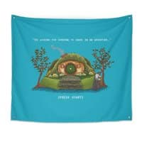 Share in an Adventure - indoor-wall-tapestry - small view