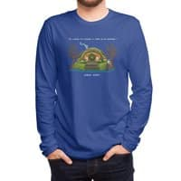Share in an Adventure - mens-long-sleeve-tee - small view