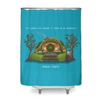 Share in an Adventure - shower-curtain - small view