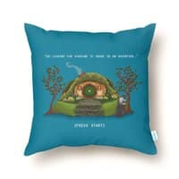 Share in an Adventure - throw-pillow - small view