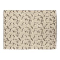 Where the Jackalopes Play - rug-landscape - small view