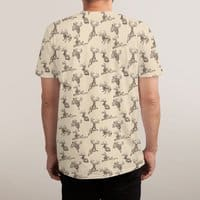 Where the Jackalopes Play - mens-sublimated-tee - small view