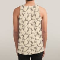 Where the Jackalopes Play - sublimated-tank - small view