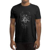 Black Lion - mens-regular-tee - small view