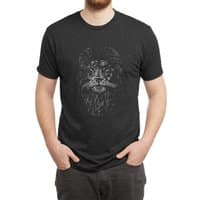 Black Lion - mens-triblend-tee - small view