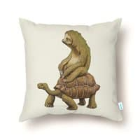 Speed is Relative - throw-pillow - small view