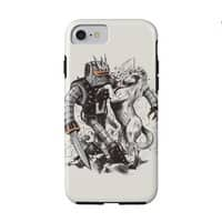 Science vs Fantasy - double-duty-phone-case - small view