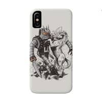 Science vs Fantasy - perfect-fit-phone-case - small view