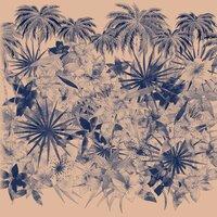 Tropicanapia: Girly Pima / Modal 3/4 Sleeve Dolman - small view