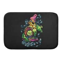 SOUR PUSS - bath-mat - small view